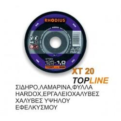 ΤΡΟΧΟΙ RHODIUS ΧΤ20/230Χ1.9...