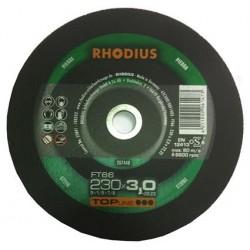 ΤΡΟΧΟΙ RHODIUS FT 66 230Χ3...