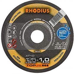 ΤΡΟΧΟΙ RHODIUS ΧΤ10/125Χ1...