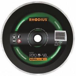 ΤΡΟΧΟΙ RHODIUS DG 50/115