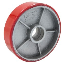 PU FORKLIFT WHEEL (WITHOUT...